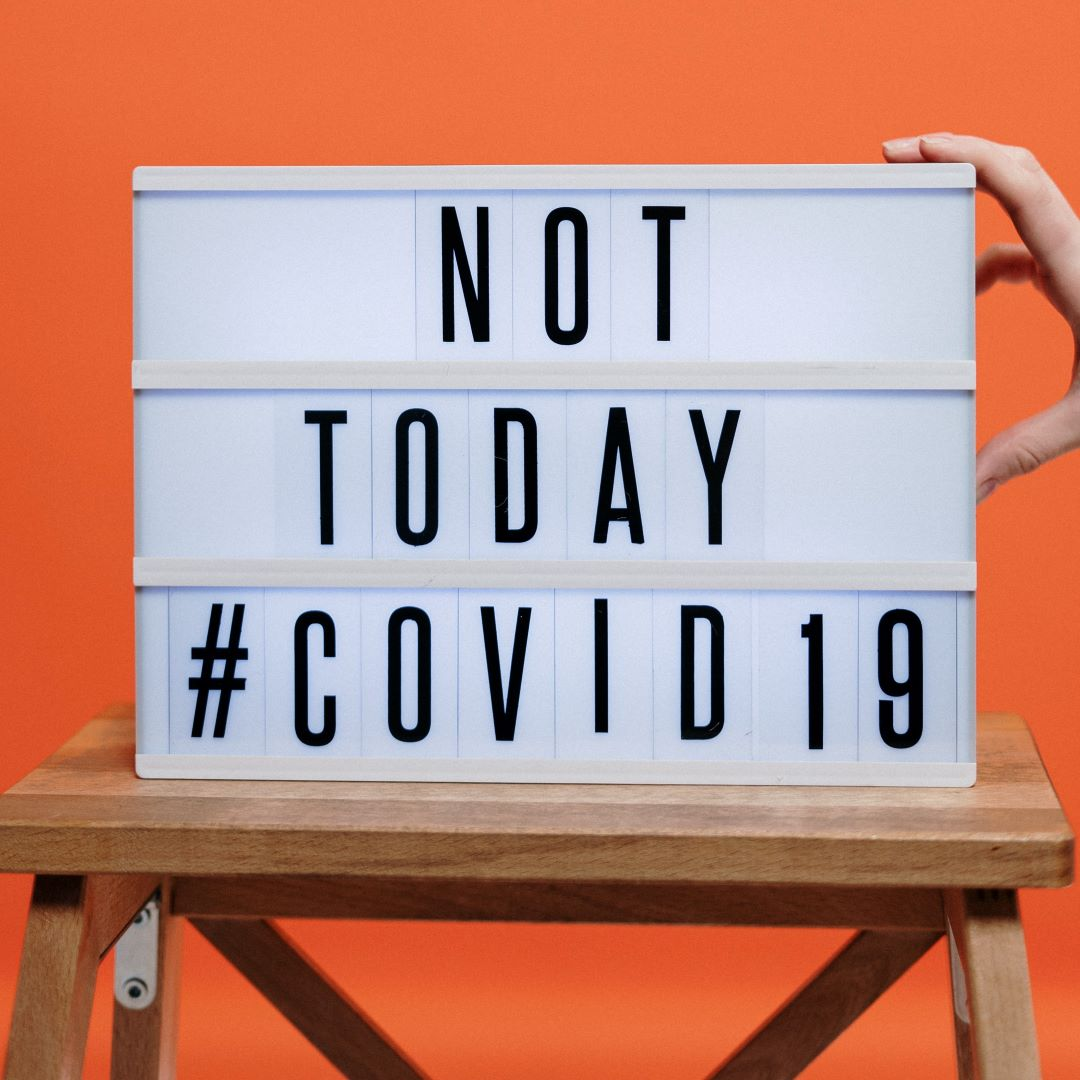 Not Today #COVID 19