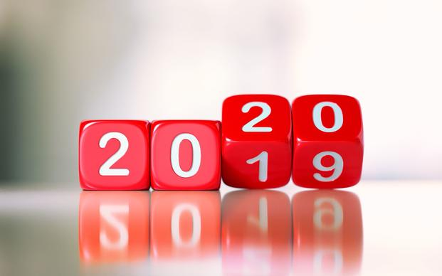 Red dices 2019 to 2020